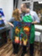 мастер-класс в элитной школе живописи , поздравить любимую женщину что подарить жене, сестре, маме