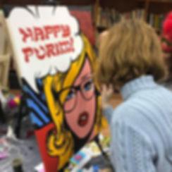 Картины по номерам на вашем празднике, коллективные картины, выездные мастер-классы по рисованию коллективных картин