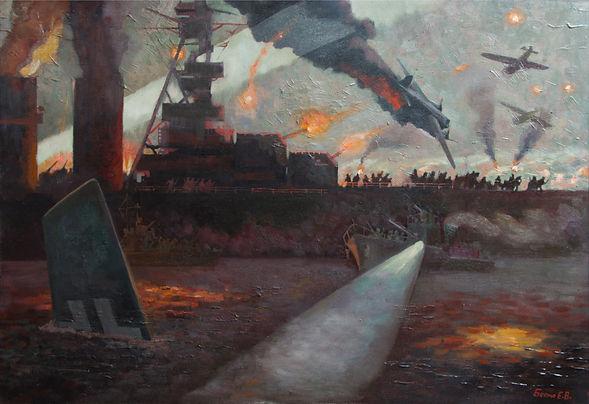Картины художника Елены Бегма. Историческая живопись. купить картину. Современныерусские художники.