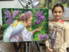 Детская художественная школа на Таганке. Обучение рисованию детей. запись в ИЗО студию