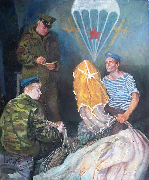 Исторические картины, худождник Елена Бегма, картины маслом купить в Москве, исторические картины, российская армия, картины о войне, портреты военных