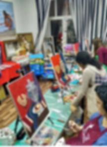 Где учат рисовать маслом взрослых. Художественная школа для взрослых. куда пойти учиться рисовать в Москве взрослому. Уроки рисования маслом