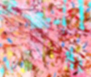 Елена Бегма современные художники. Абстрактная живопись, минимализм, абстракционизм, купить картину в современный интерьер, картины современных художников, белый и красный, розовый цвет на картине
