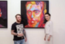 Elena Begma russian painter, oil on canvas portrait Дорогие картины известных художников, вип портреты, элитные картины,