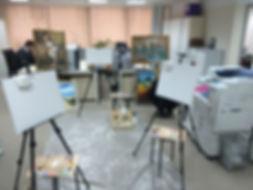 Арт-праздники, арт-тимбилдинг, выездные мастер-классы для сотрудников в офис. Праздник под ключ. Мастер-класс по рисованию.