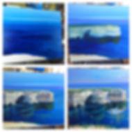 Как писать прозрачную волну. Мастер-класс как рисовать море масляными красками. Море маслом за 4 часа