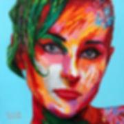 Elena Begma Artist portrait