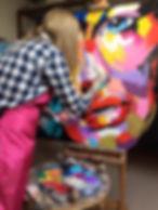 Портрет мастьихином. Как рисовать человека масляными красками. Как рисовать людей, как научиться рисовать похоже лицо человека.