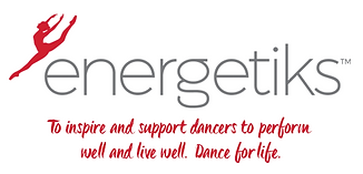 Dance Biz is energized to offer Energetiks to help all dancers perform at their highest level.