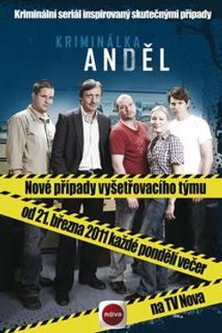 Kriminalka Andel TV Nova