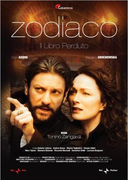 Zodiaco - Il Libro Perduto RAI TV
