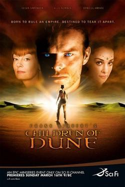 Children of Dune HALLMARK