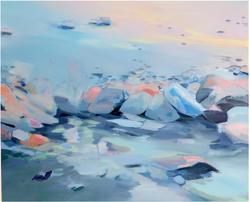 Painting by Corry-Lynn Tetz