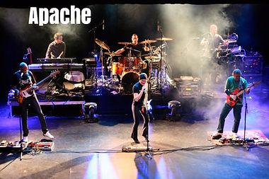 Contratación Grupo Apache