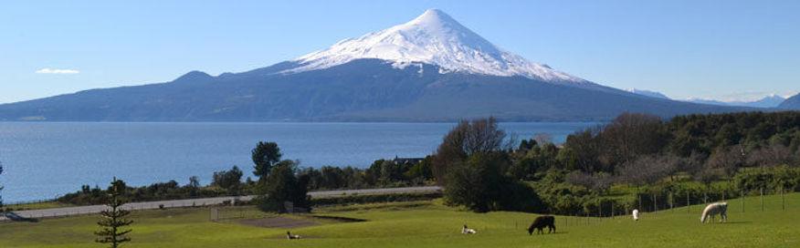 Arriendo de autos para conocer el volcan osorno