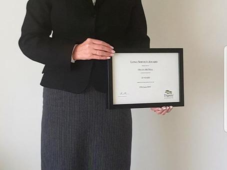 Celebrating female funeral directors in Greenock – Helen McNeil