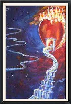 Firey Heart Of God