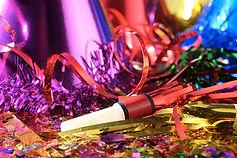 Partydekoration