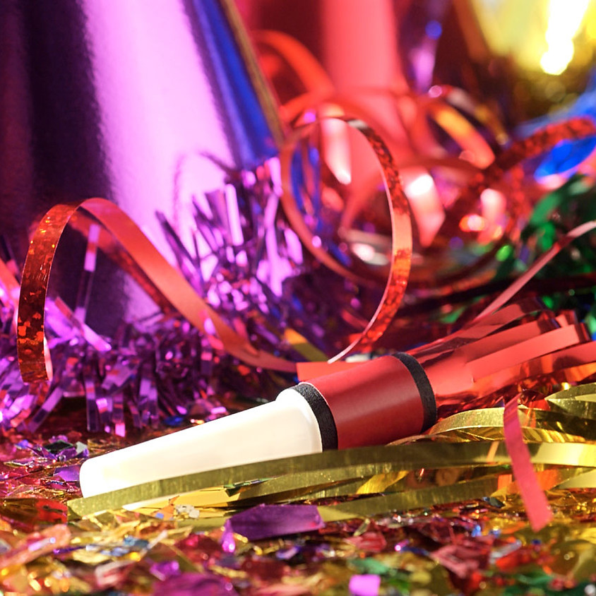 Our Alcohol Free New Year's Eve Party
