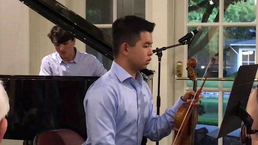 Rhapsody in Blue, Jazz Sextet