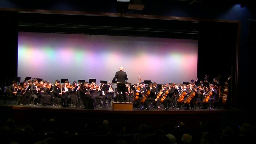 Campolindo Fall Concert 2019, Orchestra