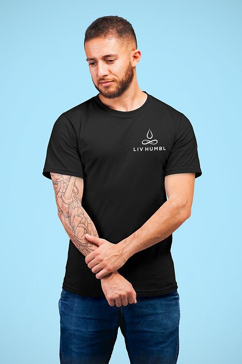 LH Men's Left Chest/Back Logo