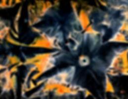 mixed media on canvas 220x310 cm