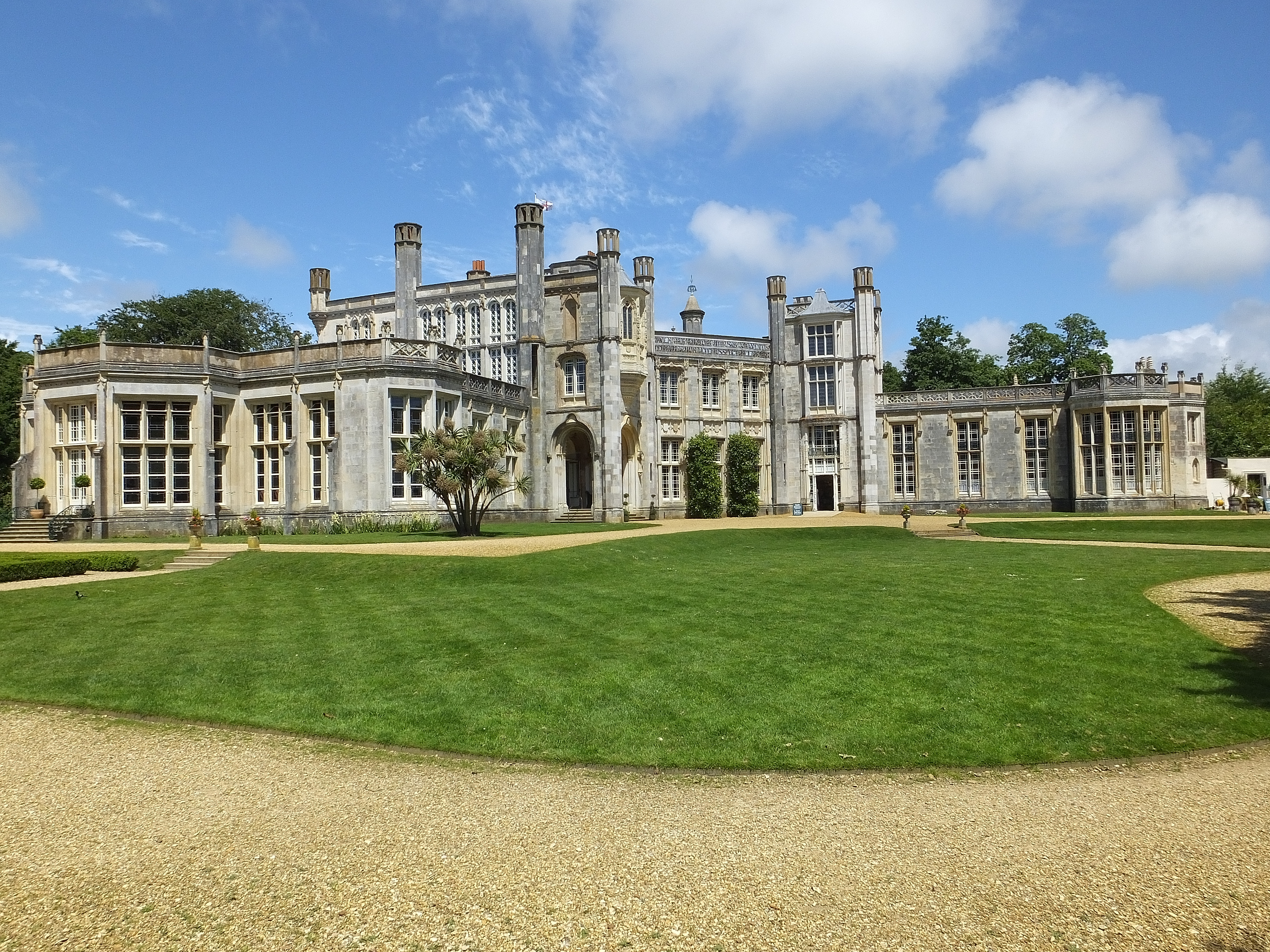 Highcliffe Castle 2018