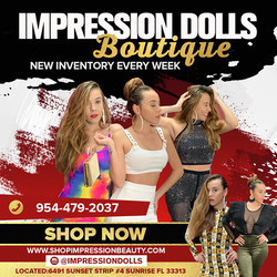 Impressions shop flyer