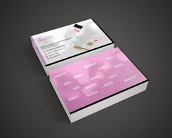 Business Card Design-Only