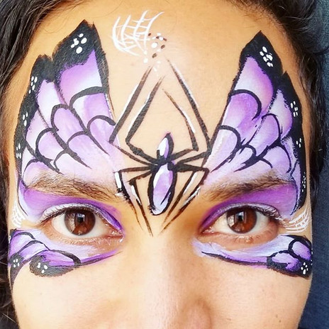 spider for the Halloween season, can't w