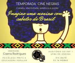 10. 2018 Cine Negras outubro