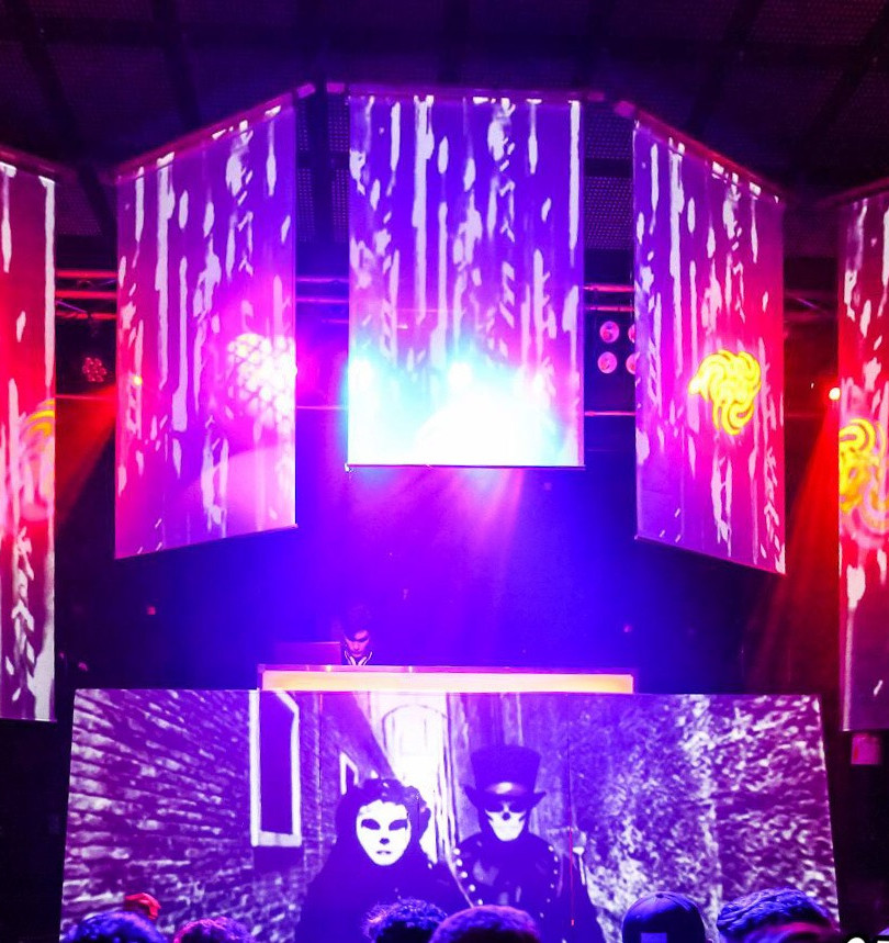 Stage Design at Back&Stage Club