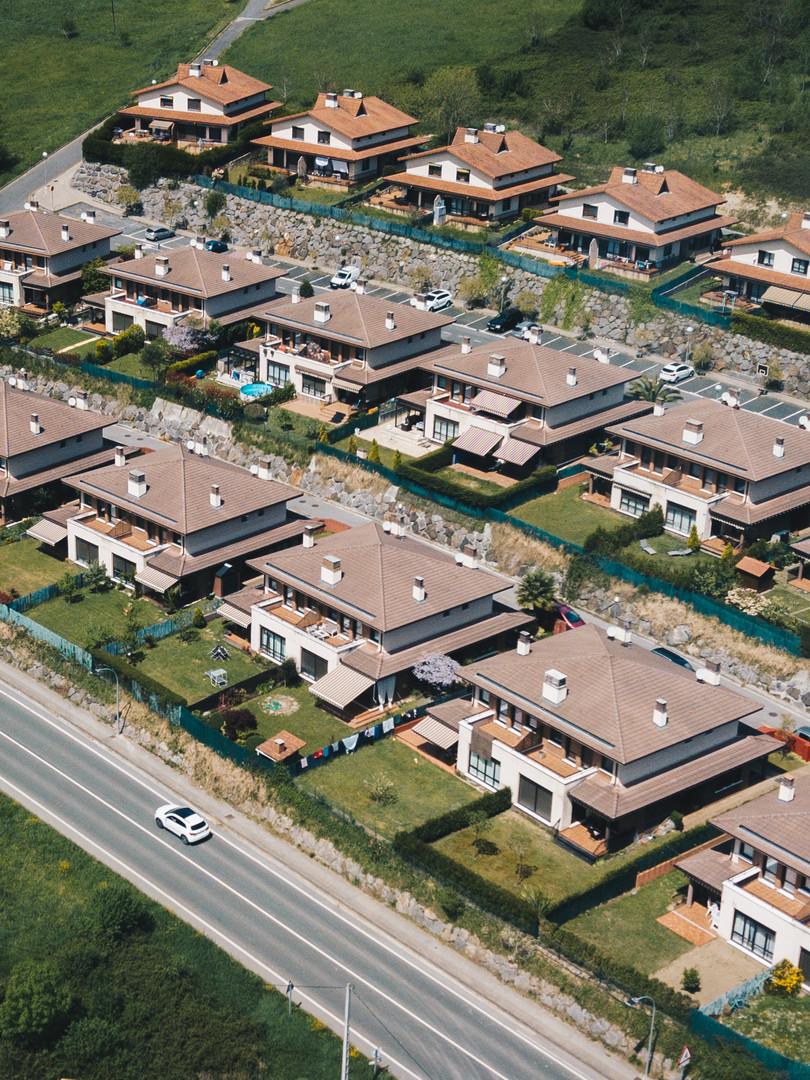 Urbanización / Muxika (Spain)