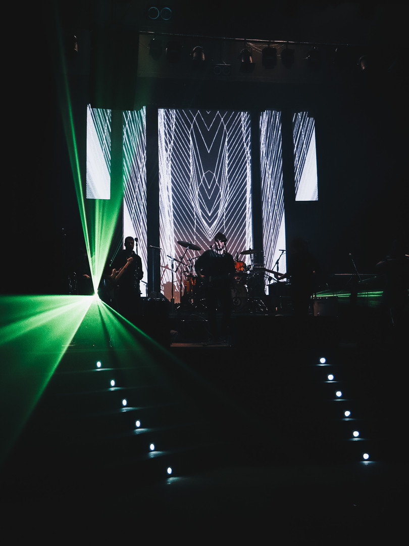 Pre - Zea Mays Live at Antzoki