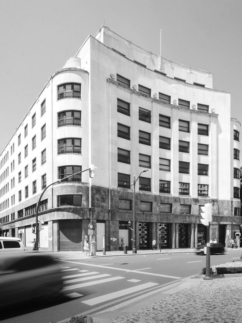 Edificio Moyua o La Aurora / Bilbao (Spain)