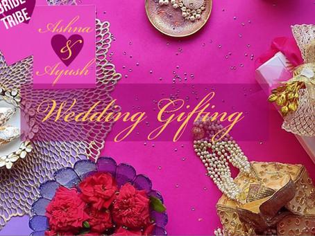 Personalized Wedding Gifting
