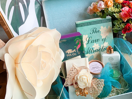 Self Care Boxes - Raise the bar of luxury indulgences from the comfort of your home.