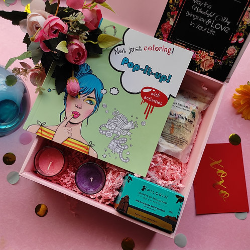 THE STRESSBUSTER BOX