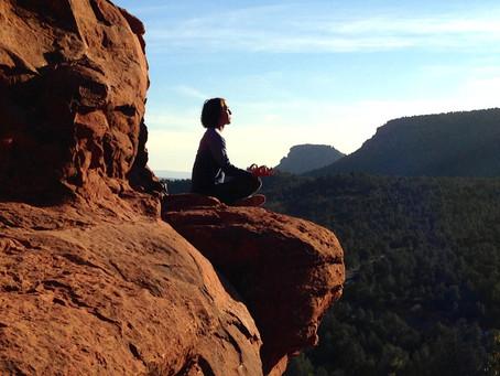 la méditation, un outil puissant.