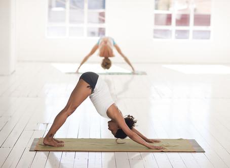 Et si je commençais le yoga ?