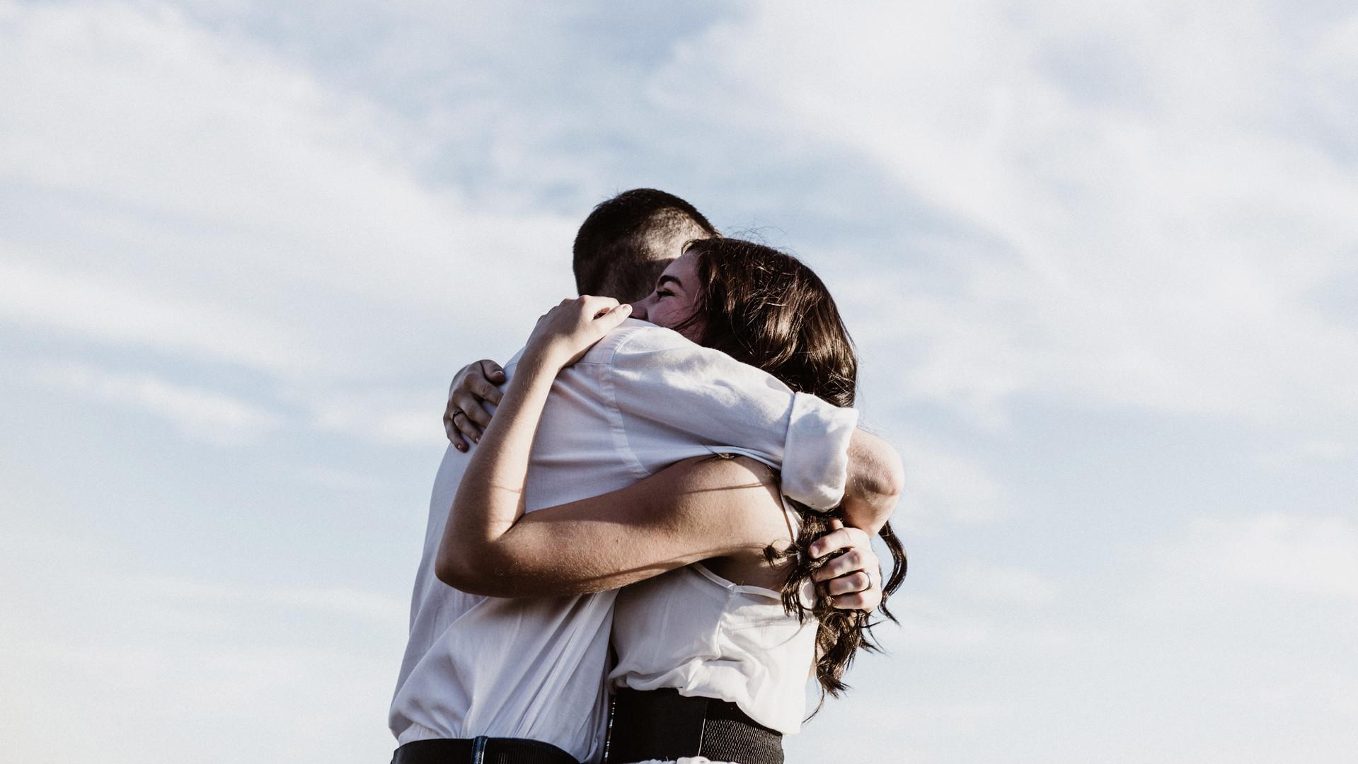 Lovers Hug