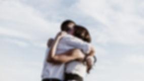 Gli amanti Abbraccio