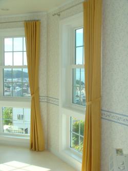 バスルームから続く脱衣室も海が一望できます。_9890007634_l