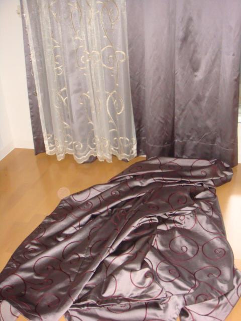 G様寝室ベッドカバーは・・・_9698131926_l