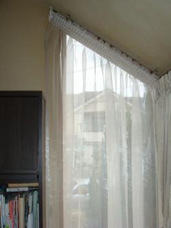 南区S様邸傾斜窓