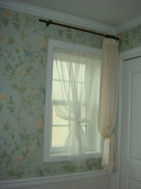 U様邸子供室小窓