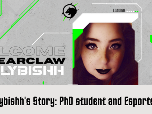 Fellybishh's Story: PhD Student and Content Creator for BearClaw Gaming