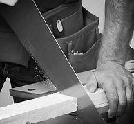 Tømrermester og håndværker