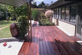 Vi bygger træ terrasser,komposit terrasser